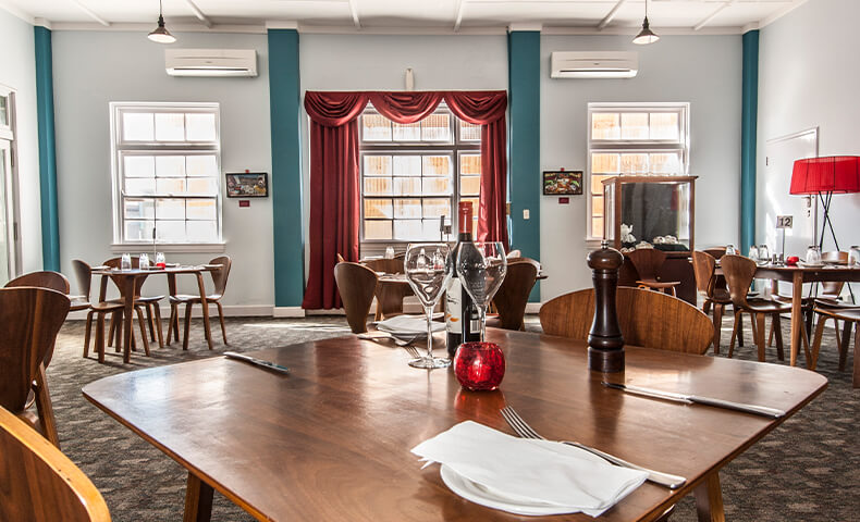 The Daphne Mayo Dining Room