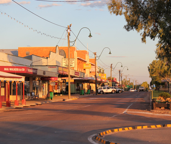 The town of Winton
